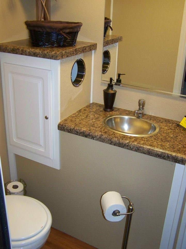 Portable Toilets And Restroom Trailers Grand Rapids Michigan - Portable bathroom trailers
