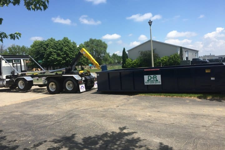 Dumpster Rental for Debris Removal