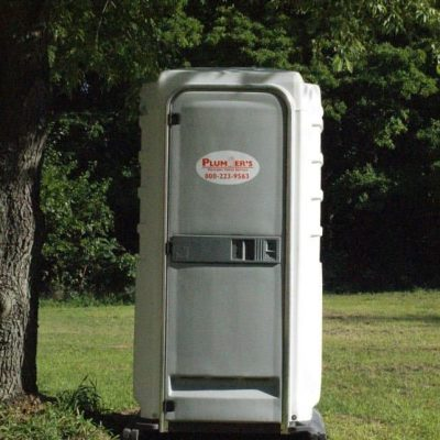 portable restroom for weddings