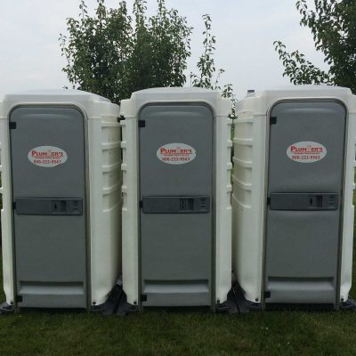 portable restrooms for weddings