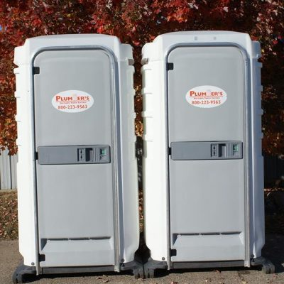 portable toilet for weddings